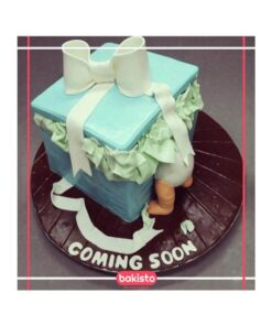 Baby Gift Shower Cake