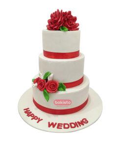 wedding cake, send cake into lahore