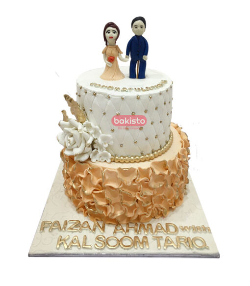 wedding cake, online cake delivery in lahore