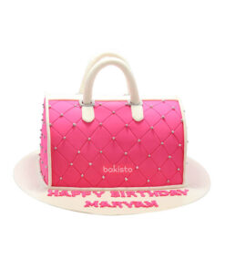bag cake, online cake delivery in lahore