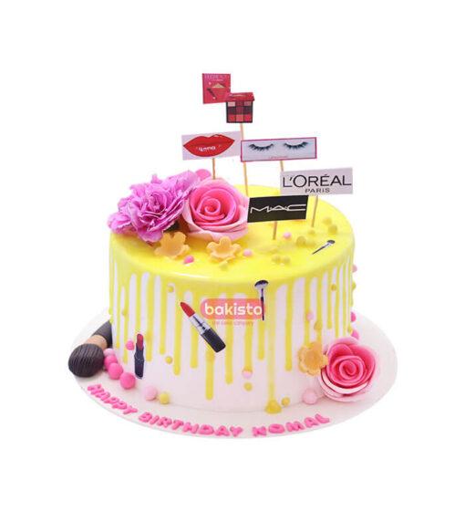makeupcake by bakisto - the cake company