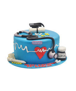 doctor theme cake, online cake delivery in lahore