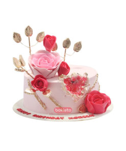 flowers cake, online caked elivery in lahore