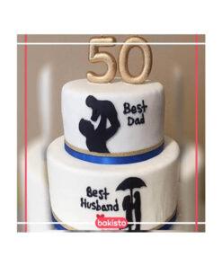 Best Dad Birthday Cake