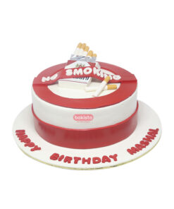 no smoking cake by bakisto