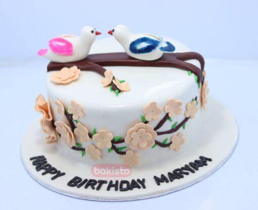 Pigeon Anniversary Cake in Lahore