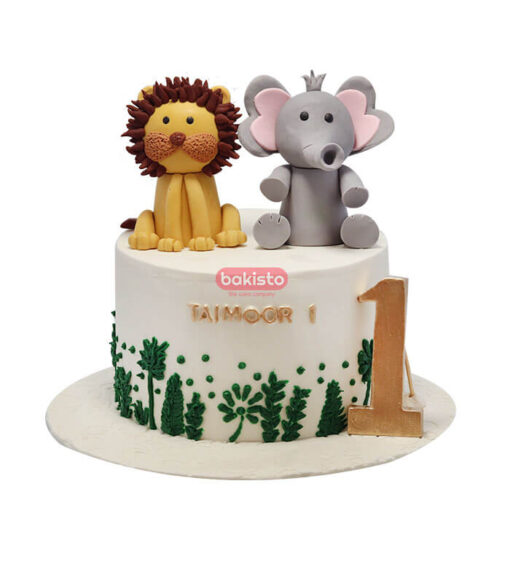 elephant cake, online cake delivery in lahore