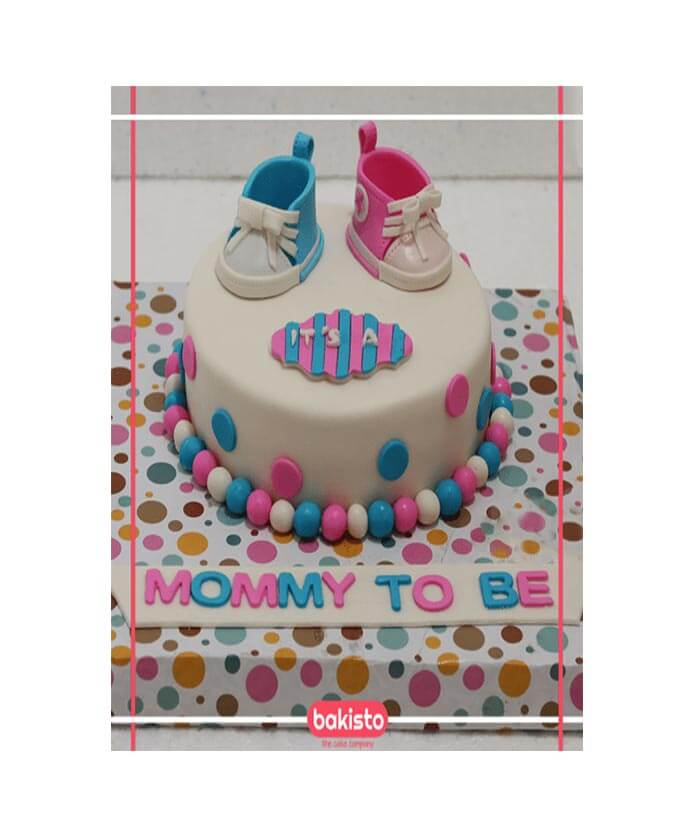 Baby Shower Cake in Lahore