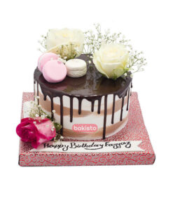 flowers cake, online cake delivery in lahore
