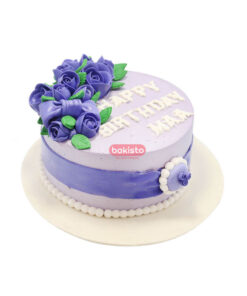 mother's day cake by bakisto - the cake company