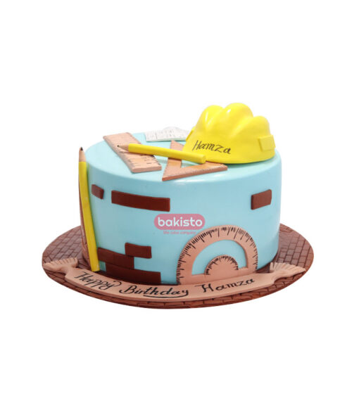 engineer cake, online cake delivery in lahore