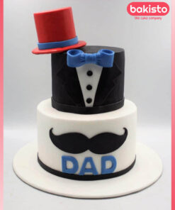 Red Hat Father day Cake