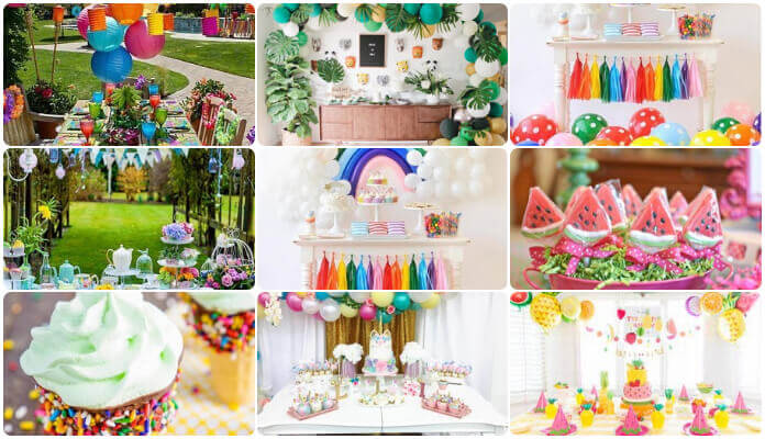 Summer Birthday Party Ideas Bakisto Pk Cake Delivery In