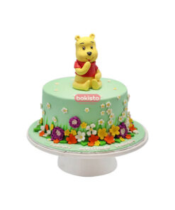 teddy bear cake, online cake delivery in lahore