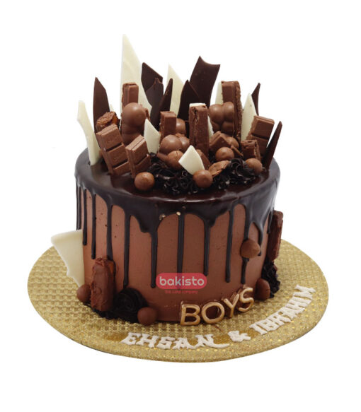 ferrero rocher chocolate cake, online cake delivery in lahore