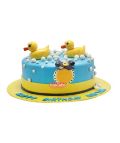 duck theme cake, online cake delivery in lahore