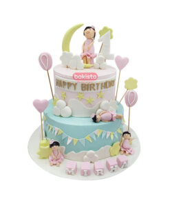 doll cake, online cake delivery in lahore