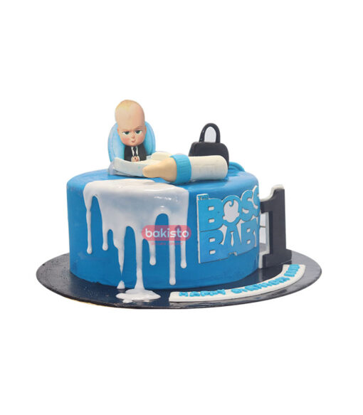boss baby cake, online cake delivery in lahore