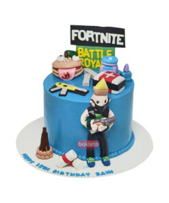 fortnite theme cake in lahore, online cake delivery in lahore