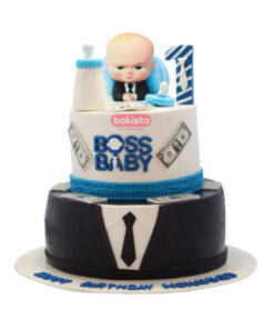 boss baby, send cake to lahore