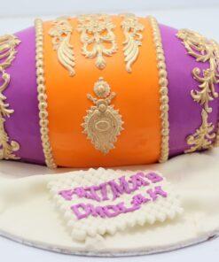 dholak cake
