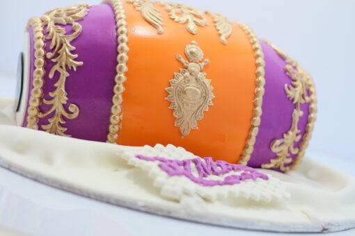 dholak cakes