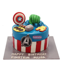 avengers cake, online cake delivery in lahore