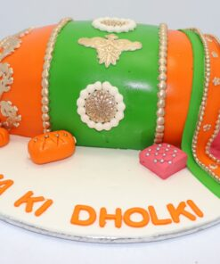 Royal Dholki Cake