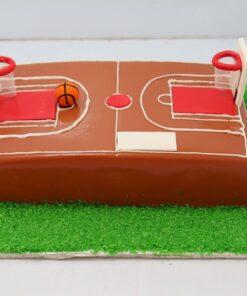 BasketBall Theme Cake