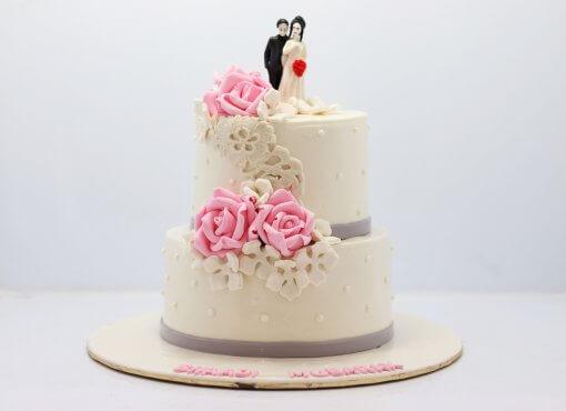 Shaadi Mubarak Theme Cake