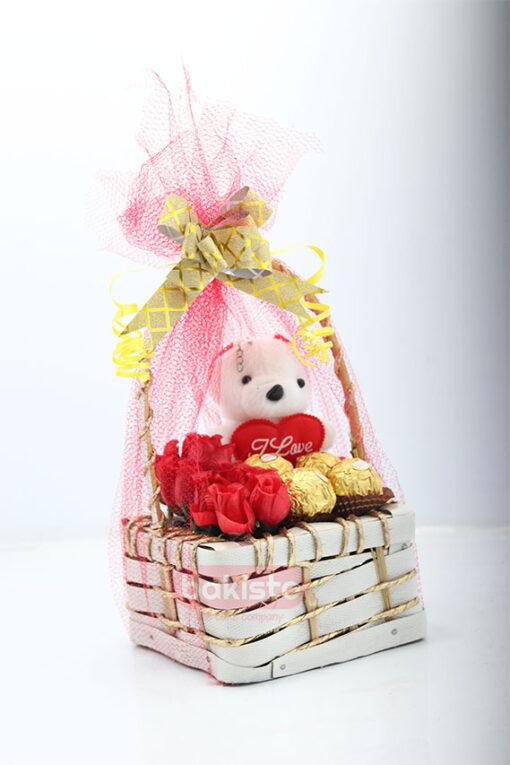 Mini Ferrero Basket
