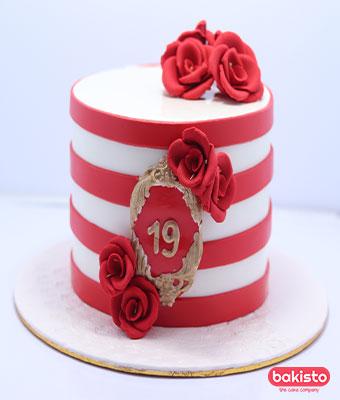 Birthday Cakey by bakisto.pk