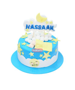 stars cake by bakisto - the cake company