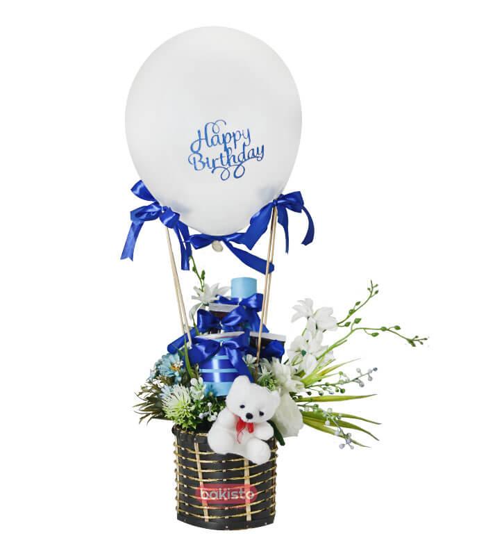 Gift Basket For Him
