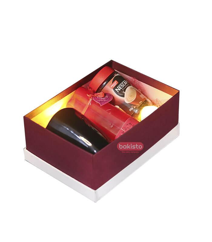 Nescafe Box