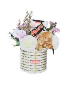 Gift Basket for Raffaello Lovers