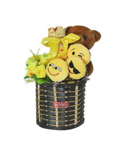 Gift Basket for Toblerone Lovers