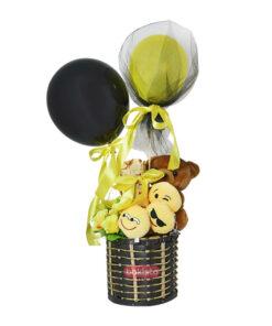 Toblerone Love Basket