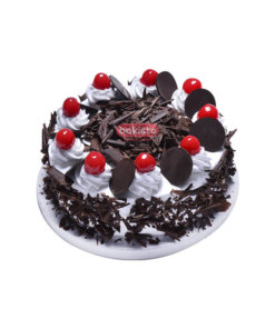 black forest ice cake