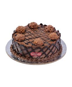 Ferrero Rocher Designing Cake