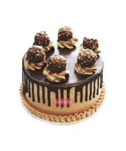 Ferrero Rocher With Dark Chocolate