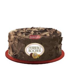 Ferrero Rocher Flavor Cake