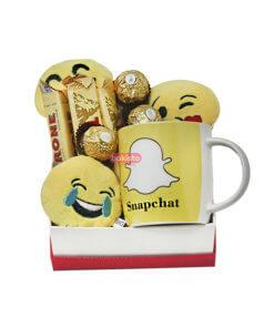 Snapchat Box