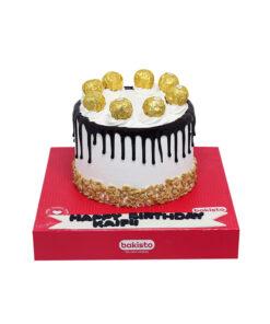ferrero rocher cake by bakisto