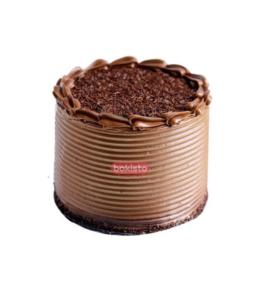 Nutella Chocolate With Fudge