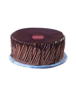Nutella Designing Cake