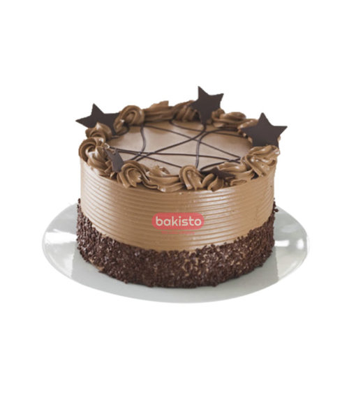 Nutella Cake with Chip