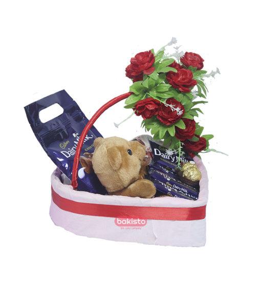 Heart Basket 04