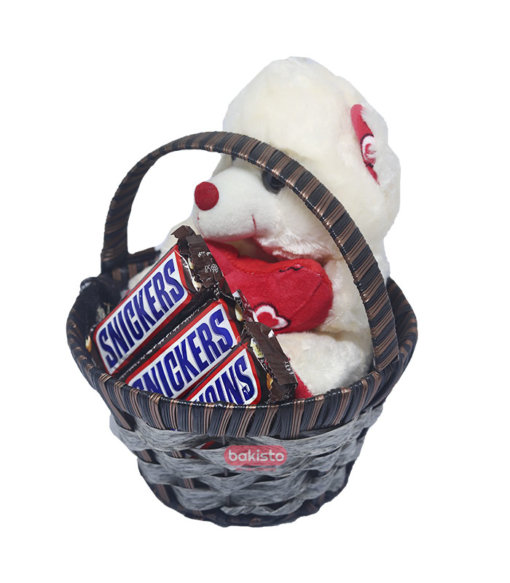 Snickers Basket