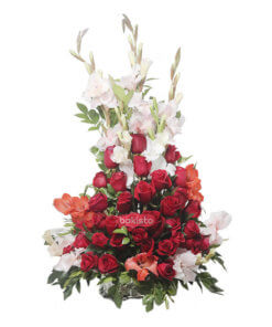 flowers basket in lahore